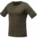 Woolpower T-shirt unisex tee 200 pine green-xl