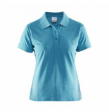 Craft Polo women classic pique gale melange-xl