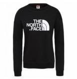 The North Face Trui women drew peak crew tnf black-xs