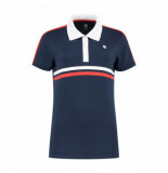 K-Swiss Polo women heritage sport polo navy-s