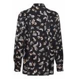Soaked in Luxury 30405008 slsesili shirt ls