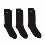 Lacoste Sok ra7621 black (3 pack)-schoenmaat 41 46