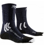 X-Socks Wandelsok women trek x merino blue white-schoenmaat 35 36