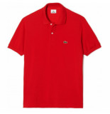 Lacoste Polo men l11 classic fit rouge