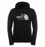 The North Face Trui m drew peak pullover hoodie tnf black-xl