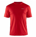 Craft T-shirt men prime tee bright red-xxl