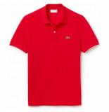 Lacoste Polo men ph012 slim fit rouge-