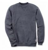 Carhartt Trui men midweight crewneck sweatshirt carbon heather-s