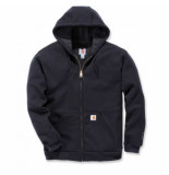 Carhartt Vest men rutland lined sweatshirt black-m