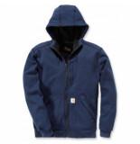 Carhartt Vest men wind fighter hooded sweatshirt navy-xl