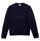 Lacoste Trui men sh8546 navy blue-