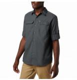 Columbia Blouse men silver ridge 2.0 long sleeve shirt grill-l