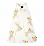 Snurk Tank dress kids pepe bird-maat