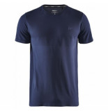 Craft Sportshirt men fuseknit light rn ss -m