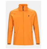 Peak Performance Vest men chill light zip jacket explorange-s