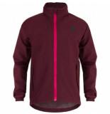 AGU Regenjas go kids jacket wine red-maat 134 / 140