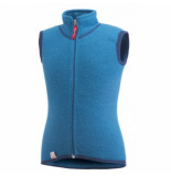 Woolpower Bodywarmer kids vest 400 dolpine blue-maat / 116