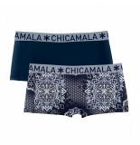 Muchachomalo Girls 2-pack short chakra