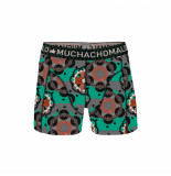 Muchachomalo Men 1-pack short like based life