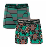 Muchachomalo Men 2-pack shorts like based life