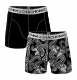 Muchachomalo Boys 2-pack shorts spirits