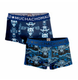 Muchachomalo Men 2-pack trunks trance