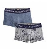 Muchachomalo Men 2-pack trunks chakra