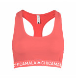 Muchachomalo Girls 1-pack racer back solid