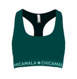 Muchachomalo Ladies 1-pack bralette solid