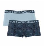 Muchachomalo Girls 2-pack short agains the stream