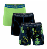 Muchachomalo Men 3-pack shorts off the grid
