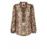 Moliin Carmen blouse