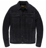 PME Legend Pdj205151 dbb short jacket denim jacket black