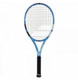 Babolat Tennisracket pure drive team blue (onbespannen)-gripmaat l2