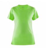Craft T-shirt women prime tee gecko-xxl