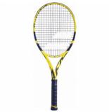 Babolat Tennisracket pure aero lite yellow black (onbespannen)-gripmaat l0
