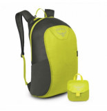 Osprey Rugzak ultralight stuff pack electric lime