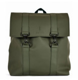 Rains Rugzak msn bag green