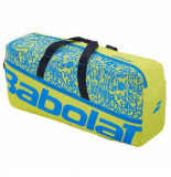 Babolat Tennistas duffle m classic yellow lime blue