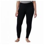 Columbia Legging women midweight stretch tight black-s