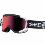 Shred Skibril wonderfy bigshow black white / blast cbl green