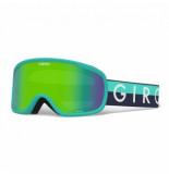 Giro Skibril moxie glacier trowback loden green/yellow