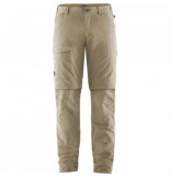 Fjällräven Broek fjällräven men travellers mt zip-off trousers light -maat 56