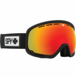 SPY Skibril marshall matte black / hd plus bronze / red spectra mirror