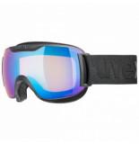 UVEX Skibril downhill 2000 s cv black mat / blue hco