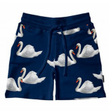 Snurk Shorts kids swan lake-maat 104