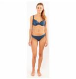 Barts Bikinibroekje women isla bikini brief old blue-maat 40