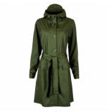 Rains Regenjas curve jacket green-m / l