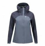 Peak Performance Ski jas women swift grisaille-l
