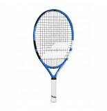 Babolat Tennisracket drive junior 21 blue (bespannen)-gripmaat l0